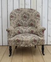 Antique Napoleon III Armchair (2 of 8)