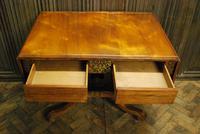 Regency Rosewood Sofa Table (7 of 9)