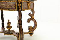 19th Century French Boulle Bureau Plat (8 of 12)