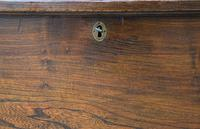 Lovely 19th Century Elm Box / Chest / Blanket Box c.1830 (4 of 13)