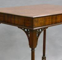 An Elegant George III Mahogany Occasional Table (4 of 5)
