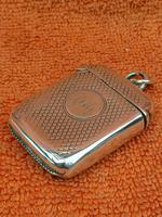 Antique Sterling Silver Hallmarked Vesta Case (11 of 12)