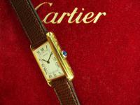 Cartier Gents Tank Wristwatch (5 of 5)