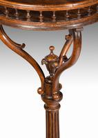 Elegant & Unusual Pair of 19th Century Torchieres (3 of 4)