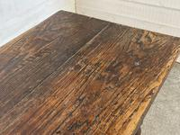 Wonderful Antique Large Refectory Farmhouse Dining Table (25 of 31)
