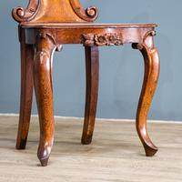 Victorian Carved Back Chair (3 of 9)