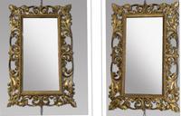 Pair of 19th Century Italian Wall Mirrors