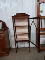 Edwardian Display Cabinet (3 of 5)