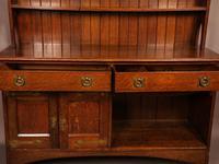 Arts & Crafts Dresser in Oak (6 of 13)