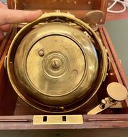 Fine 2-Day Marine Chronometer by Christie & Wilson of Glasgow (3 of 5)