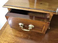 Edwardian Inlaid Mahogany Dressing Table (6 of 9)