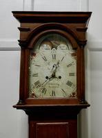 George III Country Oak Longcase Clock by John Edwards of Norwich (9 of 13)