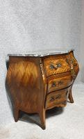 Very Pretty French Commode Chest of Drawers (8 of 8)