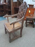 Antique Burmese Chair (5 of 7)
