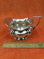 Antique Silver Plate EPNS Cream Jug c.1904 (9 of 10)
