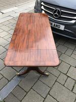 Mahogany Inlaid Sofa Table (6 of 11)