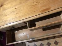 Antique Pine Two Over Two Chest of Drawers (8 of 10)