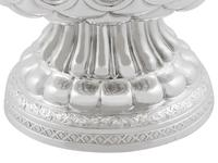 French Silver Bowl - Antique c.1900 (3 of 9)