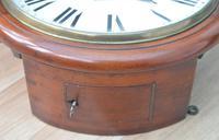 Kemp Bristol Fusee Dial Wall Clock (2 of 5)
