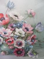 Watercolour Vibrant Flowers Listed Artist Jack Carter (9 of 10)