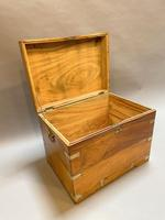 19th Century Camphor Campaign Trunk (8 of 14)