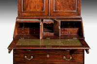 Late 18th Century Mahogany Bureau Bookcase (4 of 5)