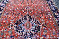 Antique Heriz Carpet 349x265cm (8 of 10)