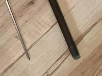 Gentleman's Walking Stick Sword Stick with Silver Handle (12 of 20)