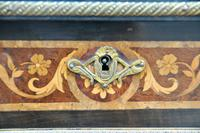 Superb French Inlaid Side Table/Work Table (15 of 18)