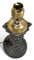 Bronze Table Lamp (3 of 3)