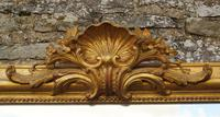 Beautiful Antique French Gilt Mirror (5 of 8)