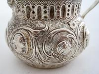 Georgian Silver Christening Mug with a Waisted and Globular Form (4 of 6)