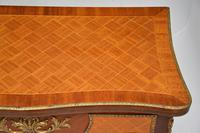 Antique French Inlaid Parquetry Card Table (5 of 12)