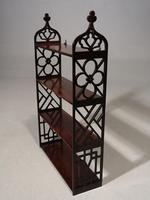 Attractive & Decorative Set of Early 20th Century Hanging Shelves (4 of 6)