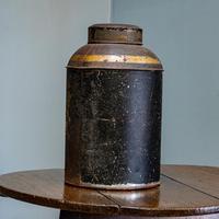 19th Century Tea Tin (3 of 12)