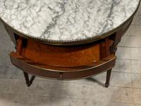 French Marble Top Coffee or Lamp Table (8 of 17)