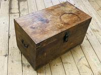 19th Century Oak Tool Chest (3 of 16)