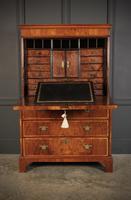 18th Century Walnut Escritoire Cabinet on Chest (7 of 14)