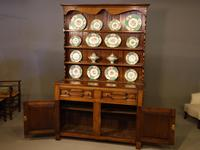 Very Fine Quality Early 20th Century Jacobean Style Dresser & Rack (2 of 3)