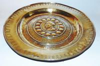 16th. century Nuremberg brass alms dish (2 of 6)