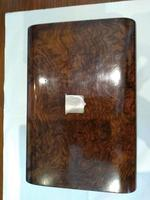 Walnut Wood Sewing Box with Mother of Pearl Inlay (6 of 13)