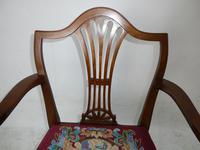 English Needlepoint Armchair (3 of 7)