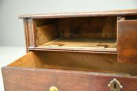 Antique 18th Century Oak Chest of Drawers (5 of 10)