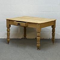 Antique Pine Table c.1910 (5 of 5)