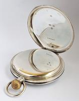 1919 Silver Kendal & Dent Pocket Watch (3 of 5)