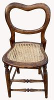Rare Victorian Organists Chair (2 of 5)