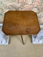 19th Century Lamp Table on Tripod Base (5 of 5)