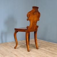 Victorian Carved Back Chair (5 of 9)