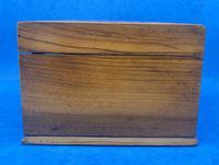 Walnut Jewellery Box c.1900 (7 of 14)