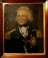 Admiral Lord Horatio Nelson Oil Portrait Painting After Lemuel Francis Abbott (3 of 7)